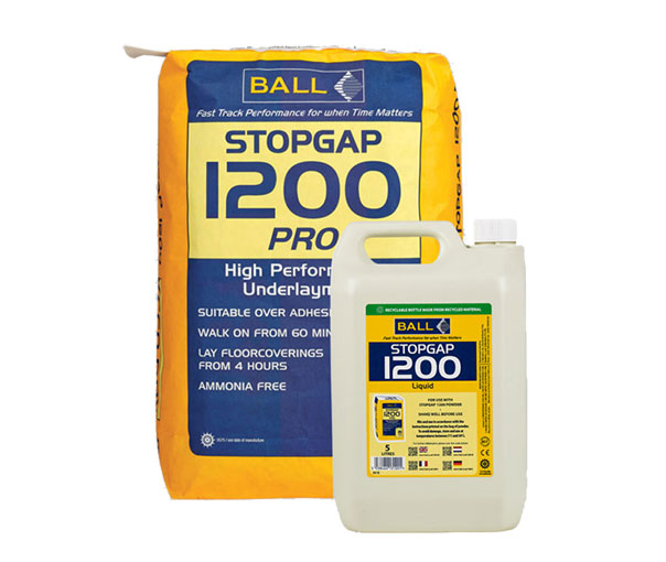 Installation Accessories StopGap 1200